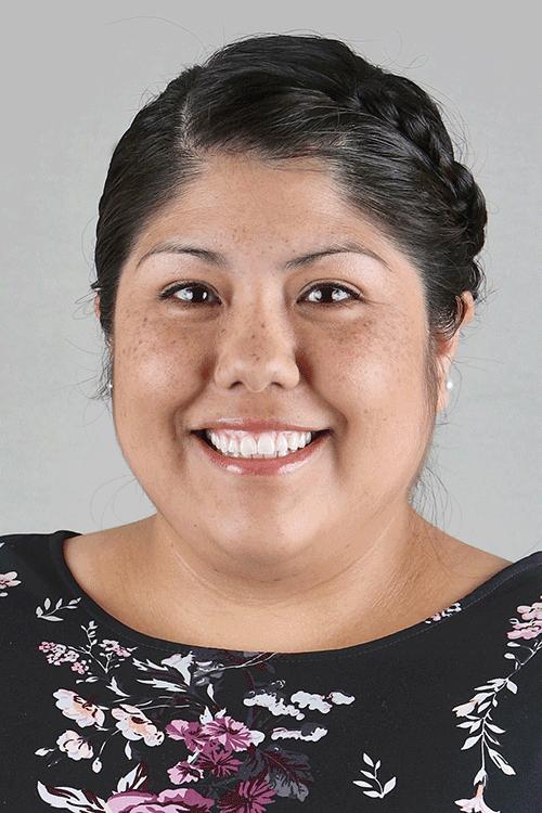 Principal Christina Estrada