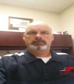 Assistant Principal of Bush Middle School, James Henneke