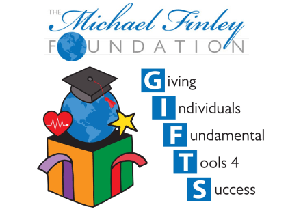 The Michael Finley Foundation Presents G.I.F.T.4.S.