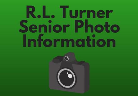 R L Turner Senior Photo Information