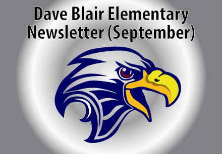 Dave Blair Elementary Newsletter
