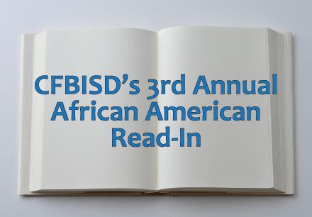 Cfbisd Calendar.Cfbisd S 3rd Annual African American Read In Carrollton Farmers