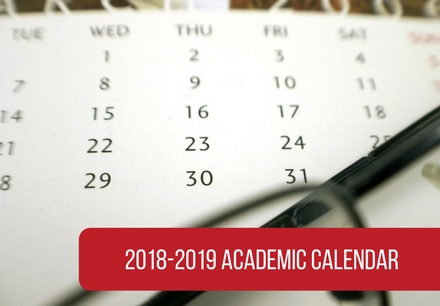 2018 2019 academic calendar approved carrollton farmers branch isd